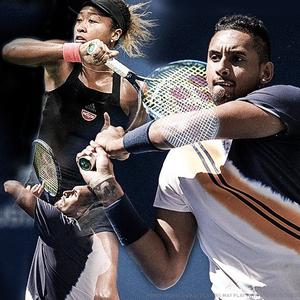 Raquette tennis YONEX - Osaka - Kyrgios