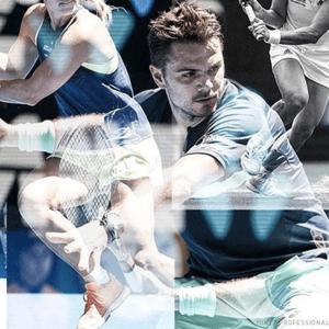 Raquette tennis YONEX - Herbert - Wawrinka